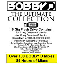 Bobby D - The Ultimate Collection (Edit Crazy, Just Crazy, Countdown to..+ more)