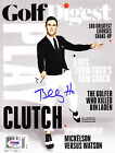 BILLY HORSCHEL PGA Signed Feb 2015 GOLF DIGEST Magazine PSA/DNA Authentic Auto!