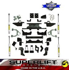 "1995-2004 Chevrolet GMC S10/S15 Pickup ZR2 6"" SuperLift Suspension Lift Kit K328"