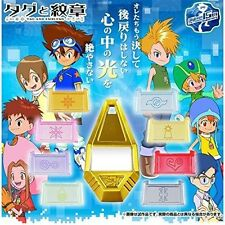 NEW Bandai Digimon Adventure Tag & Crest Emblem with Premium Pins From Japan F/S