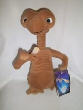 New 2001 Toys R Us Plush Poseable ET Extra Terrestrial Bendable Doll Stuffed Toy