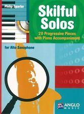 Skilful Solos for Alto Sax - Same Day 1st Class P+P