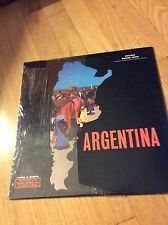 Argentina Los Nocheros De Anta SRLP 8170 Spanish Vocal Request Records LP Rare?