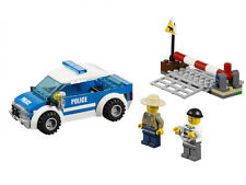 Lego City Police Set 4436 Patrol Car 2012 Complete Bricks Blocks