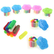 COOL 12 Pcs Kids Play Dough Doh Clay Modeling Cutter Tool Toy Craft Toys Set
