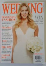 WEDDING MAGAZINE APRIL / MAY 2015 NEW