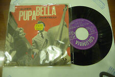 "ALCEO GUATELLI""PUPA BELLA-disco 45 giri COLUMBIA It 1963"""