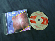 BLOOD SWEAT AND TEARS HIGHLIGHTS ULTRA RARE AUSTRALIAN ONLY CD!