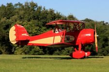1/4 Scale Great Lakes 80inch  Giant Scale rc model airplane PDF  plans on CD