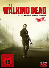 WVG   5 DVDs * THE WALKING DEAD - SEASON / STAFFEL 5 # NEU OVP