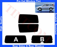 Pre Cut Window Tint Honda HR-V 3D 2000-2006 Rear Window & Rear Sides Any Shade