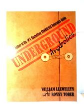 UNDERGROUND ANABOLICS by William Llewellyn - Steroid Reference Book (208 pages)