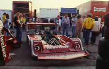 1979 Keke Rosberg #5 Spyder NF-11 @ Can-Am Riverside - Vtg 35mm Race Negative
