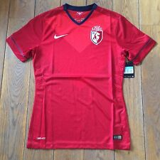 Maillot MC LILLE LOSC Home Rouge Taille M Neuf
