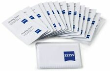 ZEISS pre-moistened lens cleaning paper for objective microscope laser