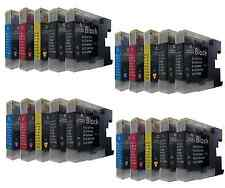20 ink cartridges replaces Brother LC-1220 LC1220 LC 1220 LC-1240 1240 -1240