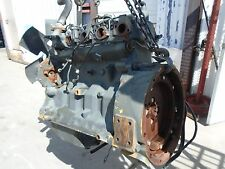 JOHN DEERE DIESEL ENGINE (((do not turn))) (FOR PARTS) (EX GOVERNMENT)
