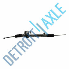 Complete Power Steering Rack and Pinion Assembly for 2000-2005 Ford Focus