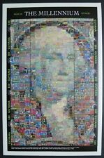 GUYANA 2000 George Washington US-Präsident Millennium 6907-14 ** MNH