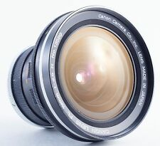 CANON FL 19mm F/3.5 R ULTRA WIDE ANGLE LENS FOR 35mm FILM SLRs