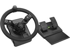 EXCELLENT Saitek Farming Simulator Wheel and Pedals for PC - IN STOCK SHIP NOW