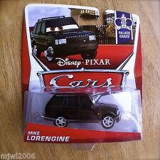 Disney PIXAR Cars MIKE LORENGINE 2013 PALACE CHAOS THEME diecast 2/9 Range Rover