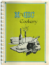 *MILWAUKEE WI *MAGIC COOKERY *ETHNIC COOK BOOK *MORGAGE GUARANTY INSURANCE CORP