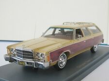 CHRYSLER Town & Country 1976 1/43 Neoscalemodels NEO 44795 Estate Wagon Beige