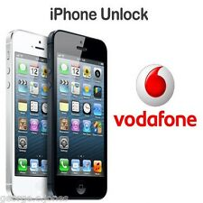 APPLE FACTORY UNLOCKING from VODAFONE UK APPLICATION, IPHONE 7 + PLUS