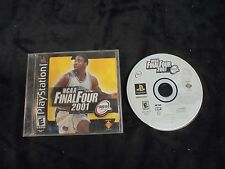 ~~USED~~ Play Station: NCAA Final Four 2001 989 Sports