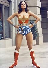 LYNDA CARTER WONDER WOMAN TV 80S 70S A3 ART PRINT POSTER YF5327