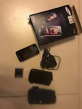 Samsung  Star GT-S5230 - Noble Black (Ohne Simlock) Handy
