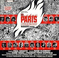 Is Paris Burning? (Maurice Jarre) (Japan-CD mit OBI)