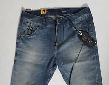 G-star Raw Women Jeans 27 W x 32 Arc 3D Loose Tapered Brand New with Tags