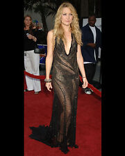 KATE HUDSON 8x10 PHOTO PICTURE PIC HOT SEXY SEE THROUGH DRESS CANDID 6