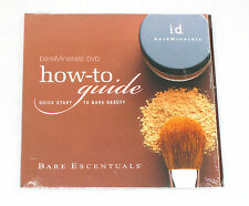 Bare Escentuals bareMinerals How To Guide DVD ~ Quick Start To Bare Beaut y