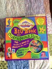 Cranium Big Book of Outrageous Fun Game *NEW*