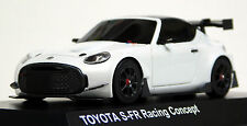 KYOSHO 1/43 Toyota S-FR Racing Concept White R43003W