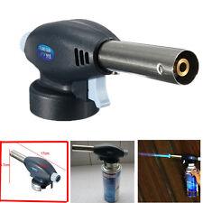 Gas Butane Flame Gun Blow Torch Burner Welding Solder Iron Soldering Lighter
