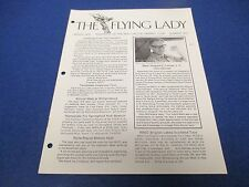 The Flying Lady Rolls-Royce, Magazine March 1978, Mark Sheppard, Former V.P.