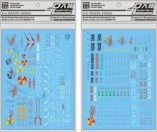 Detail Up Decals For BANDAI PG MBF-02  Gundam Astray Red Frame Water Decals