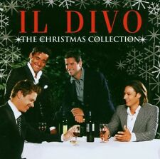IL DIVO - THE CHRISTMAS COLLECTION  CD NEU