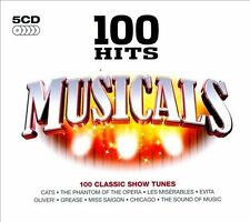 100 HITS: MUSICALS [DEMON... - Various Artists CD BRAND NEW : STILL SEALED RARE
