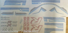 SUZUKI GSXR750G GSX-R750G RESTORATION DECAL SET 1986