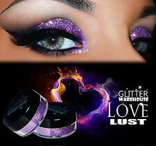 GlitterWarehouse Loose Cosmetic Glitter Powder Dust Eyeshadow Lavender Color
