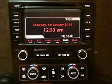 VE COMMODORE S1 RADIO HEAD UNIT PROGRAMMING SERVICE VIM HSV RED BLUE SCREEN VIN