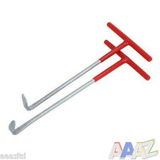 2pc Piece Exhaust Rubber Ring Tool Set Fitting Removal Installation