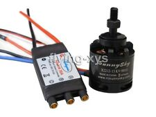 SimonK 30A ESC & Sunnysky X2212-13 980KV Brushless Motor for Multicopter Quad-X