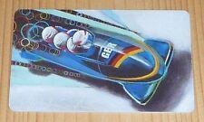 Sammler-Telefonkarte: Olympia-Mannschaft Lillehammer 1994 /Atlanta 1996 (Bob)