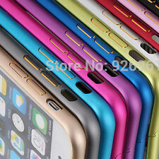 BUMPER PARA APPLE IPHONE ALUMINIO FUNDA CARCASA ALUMINIUM COVER COQUE HOUSSE